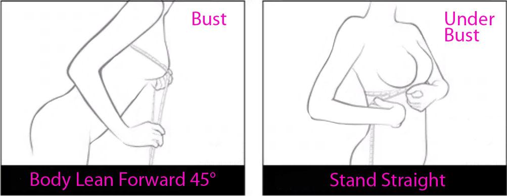 How to measure bra copy 1